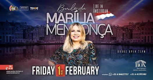 Baile da Marlia Mendona