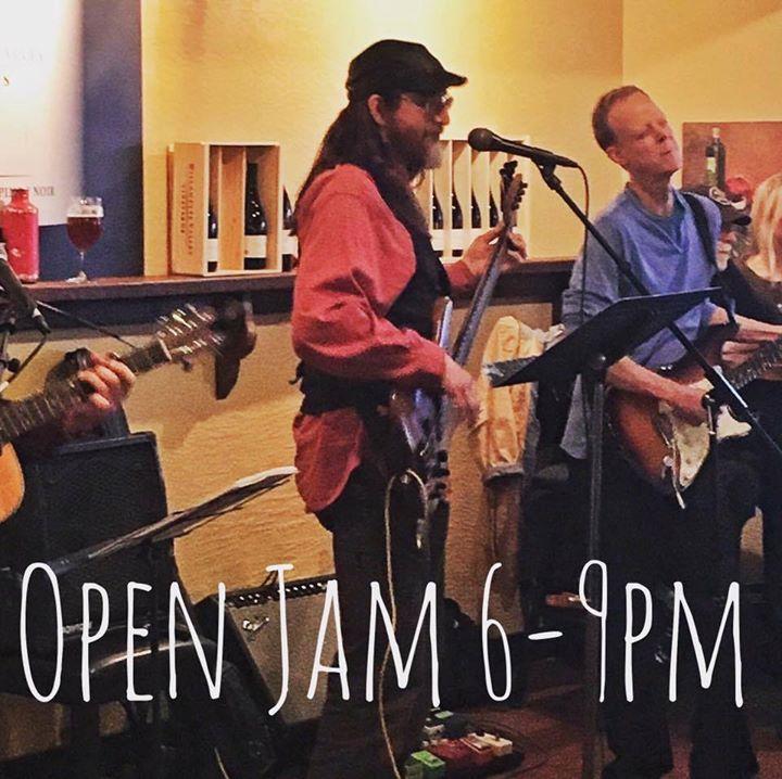 Open Jam with Dan Seymour