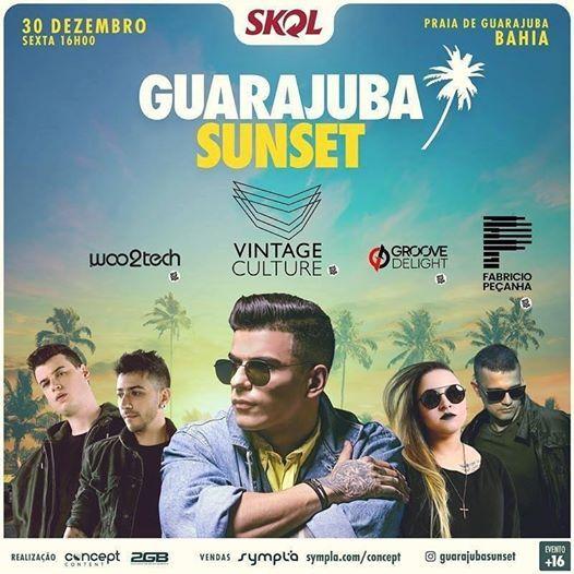 BateVolta - UniTribos  Showww - Guarajuba Sunset