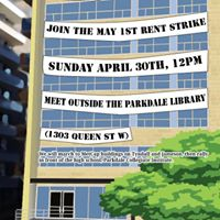 March &amp Rally Join the May 1 Rent Strike