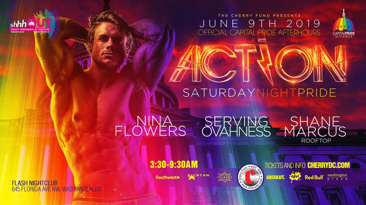 ACTION AFTERHOURS - SATURDAY NIGHT PRIDE