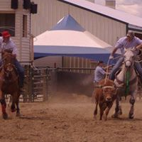 Cochrane Fair Team Roping Jackpot