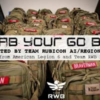 Grab Your Go Bag (GYGB) with Team Rubicon