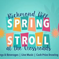 2017 Spring Stroll at the Crossroads