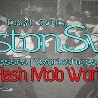 Eastonswing International Flash Mob WCS 2017 Workshop