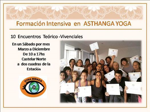 Instructorado Ashtanga Yoga