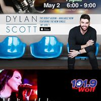 Madison Hudson opening for Nashvilles Dylan Scott