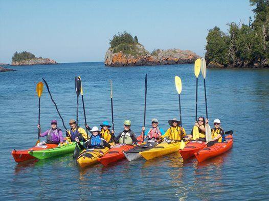 Isle Royale Kayak Trip