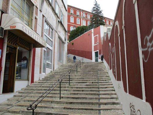 Circuito dos 2500 degraus de Lisboa