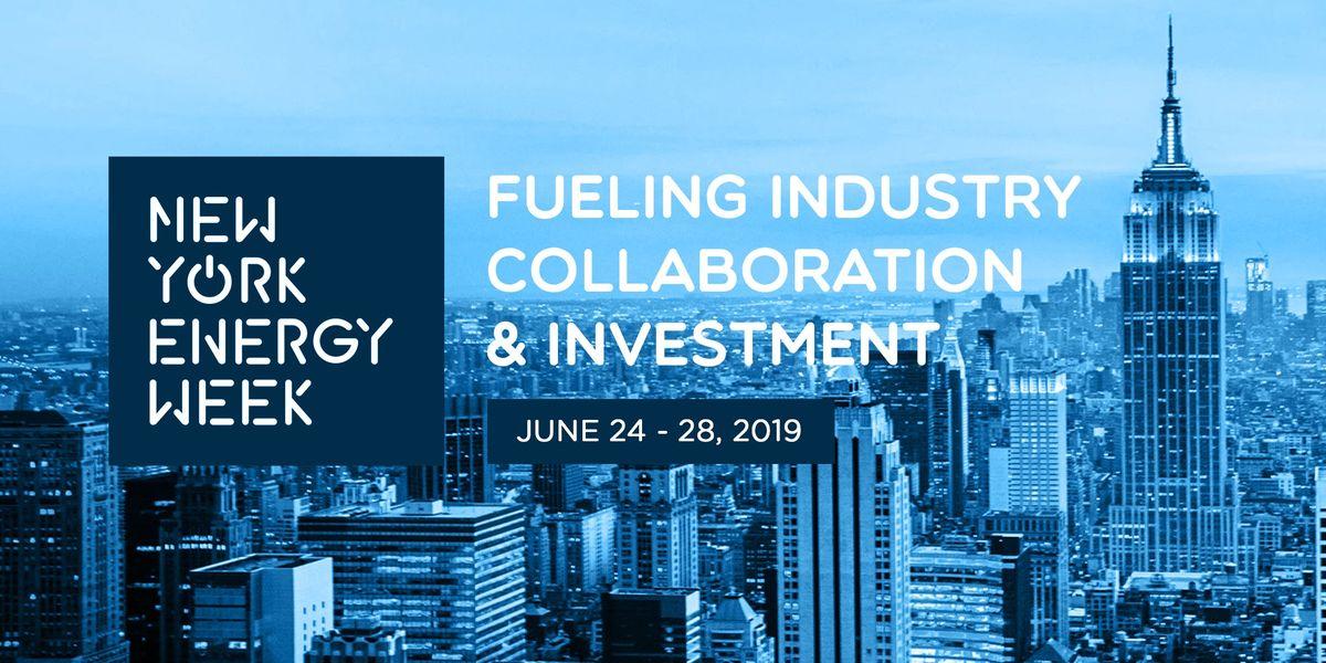 New York Energy Week 2019 at Hosted by EnerKnol, ConEd