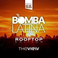 Bomba Latina  VIEW Dortmund  Rooftop Edition