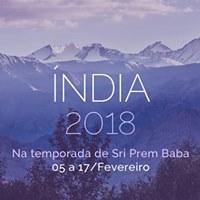 ndia 2018 - Festival Mahashivratri na Temporada Sri Prem Baba