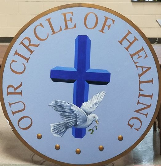 The Circle Of Healing Grief Ministry