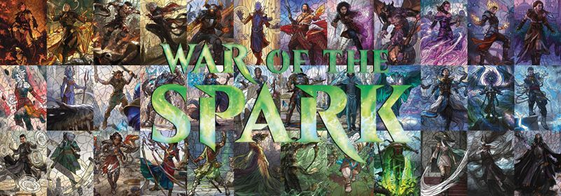 MTG Preview - War of the spark