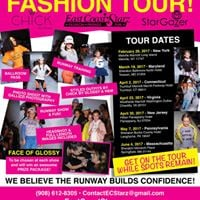 Star Gazer Fashion Tour Massachusetts