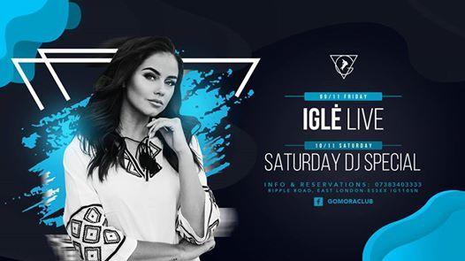 20181109 IGL LIVE at Gomora Night Club
