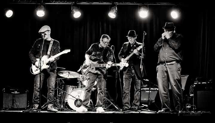 Smoke Wagon Blues Band  TG Swampbusters - Blues Double Billl