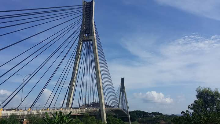 Barelang 6 Bridges 110km Ride