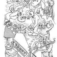 JAM &quotjazz-groove&quot  Ecole Chat Noir et Ecole Le Son