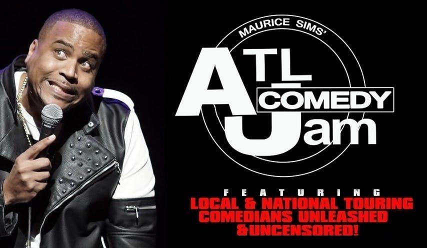 ATL Comedy Shows  Oak Comedy Lounge