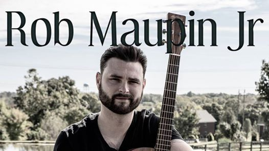 Rob Maupin Jr (acoustic) Halftimes Bar&Grill