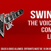 The Voice UK Showcase Open Mic Night  May 5th 2017