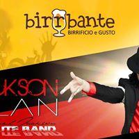 Michael Jackson Tribute Band al Birrbante