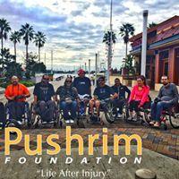 Pushrim Foundation Endurance Push