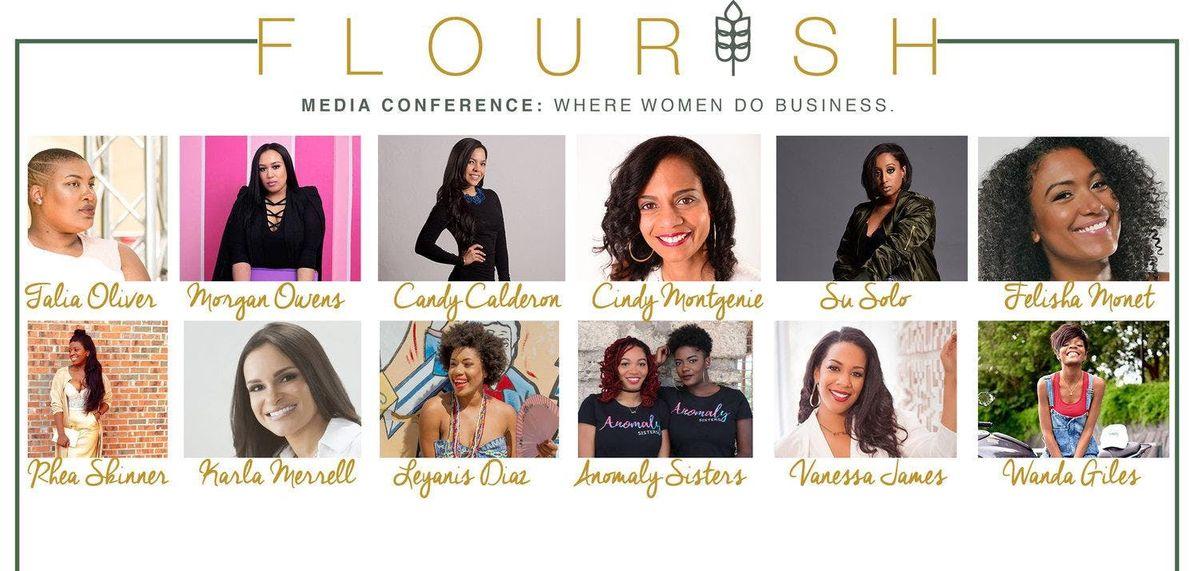 FMC19 - Flourish Media Conference Where Women Do Business