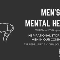 Mens Mental Health  WHISMind Talks