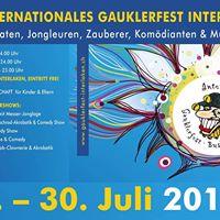 14. Gauklerfest Interlaken