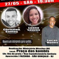 Cruzada evangelstica Encontro COM DEUS - 27052017 - 19 h 30