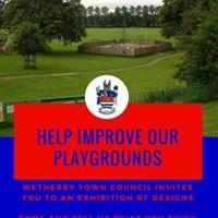 Playground Designs Exhibition