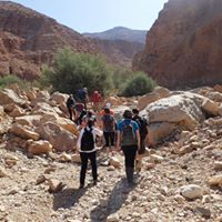 A short hike through Wadi Himara (lower trail)