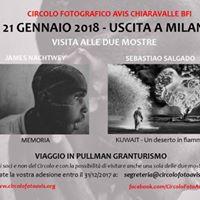 Uscita Culturale A Milano - Visita Mostre Di J. Nachtwey E S. Salgado