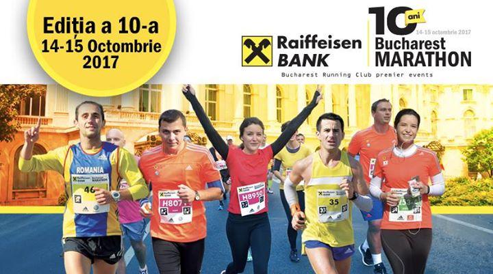 2017 Raiffeisen Bank Bucharest Marathon