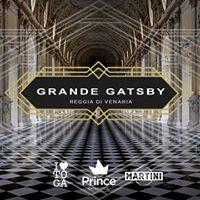Grande Gatsby alla Reggia di Venaria
