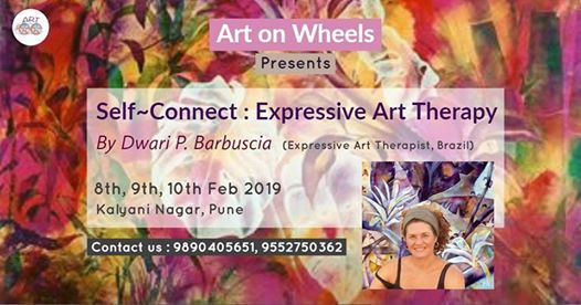SelfConnect Pune  Expressive Art Therapy