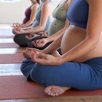 4-Week Prenatal Yoga Class