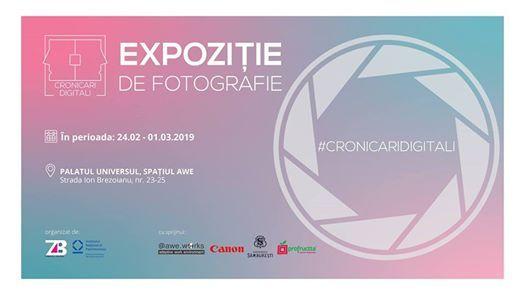 Expoziie de fotografie cronicaridigitali