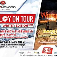 RDS Play on Tour  Winter Wheels Prato Nevoso