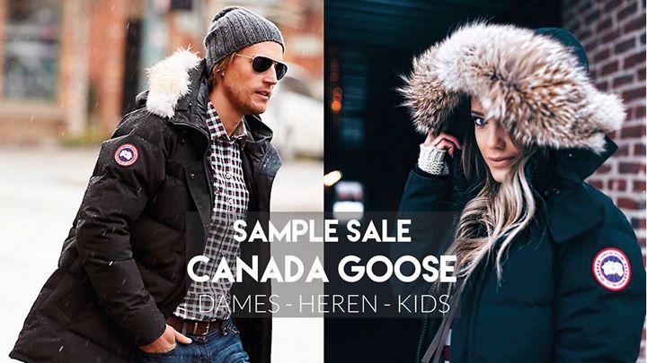 canada goose amsterdam