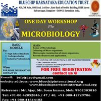 One day workshop on Basic Microbiology