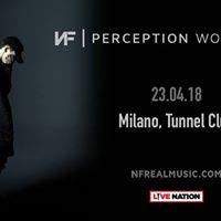 NF in concerto a Milano