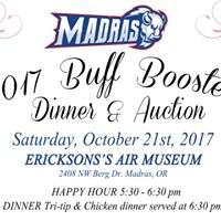 Buff Boosters Annual Dinner &amp Auction