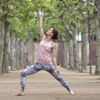 Groer Yoga-Workshop fr Anfnger
