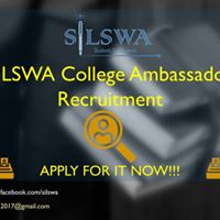 SILSWA College Ambassador Recruitment hunt Season 1