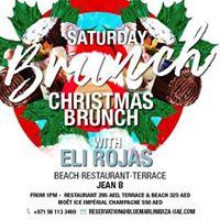 Christmas Brunch at Blue Marlin Ibiza UAE