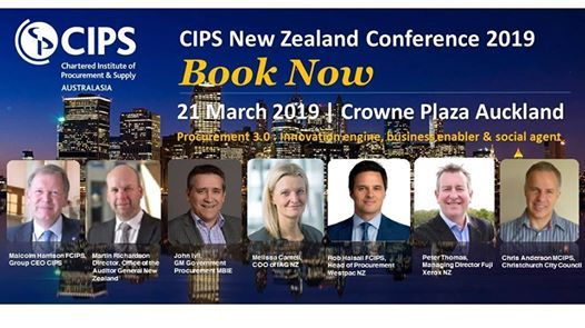 CIPS New Zealand Conference 2019