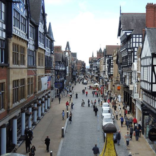 Spy Mission GPS Hunt in Chester